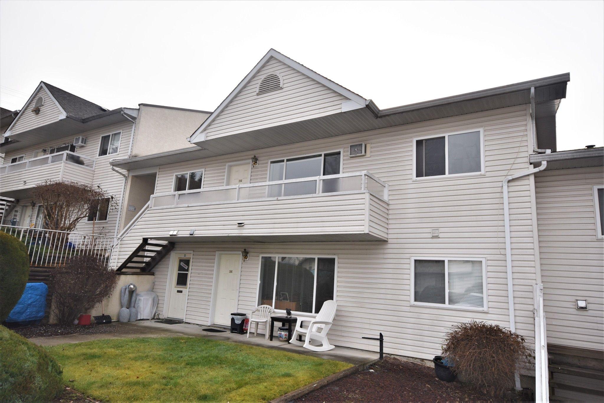 Main Photo: 202 506 Browne Road in Vernon: City of Vernon House for sale (North Okanagan)  : MLS®# 10195155