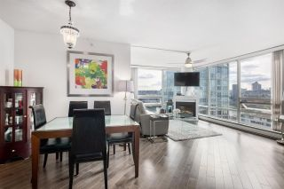 Photo 6: 1906 1201 MARINASIDE CRESCENT in Vancouver: Yaletown Condo for sale (Vancouver West)  : MLS®# R2582285