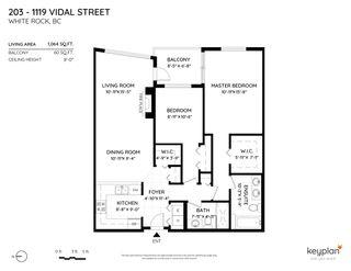 "Photo 37: 203 1119 VIDAL Street: White Rock Condo for sale in ""NAUTICA"" (South Surrey White Rock)  : MLS®# R2537995"