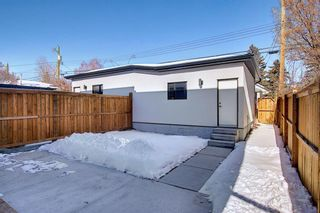 Photo 37: 826 19 Avenue NW in Calgary: Mount Pleasant Semi Detached for sale : MLS®# A1073989