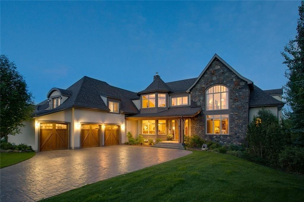 Main Photo: 16 Reflection Cove in Rural Rocky View County: Rural Rocky View MD Detached for sale : MLS®# A1093001