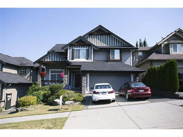 Main Photo: 22865 DOCKSTEADER Circle in Maple Ridge: Silver Valley House for sale : MLS®# V1138984