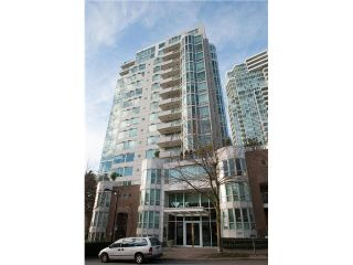 """Main Photo: 404 1501 HOWE Street in Vancouver: Yaletown Condo for sale in """"888 BEACH"""" (Vancouver West)  : MLS®# V1102511"""