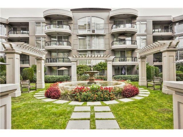 Main Photo: # 325 8480 GRANVILLE AV in Richmond: Brighouse South Condo for sale : MLS®# V1043347