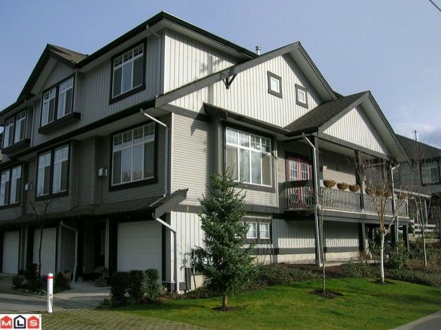 "Main Photo: 39 18839 69 Avenue in Surrey: Clayton Townhouse for sale in ""Starpoint II"" (Cloverdale)  : MLS®# F1004442"