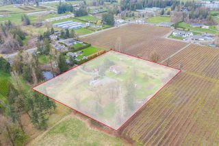 Photo 2: 6248 MT.LEHMAN Road in Abbotsford: Bradner House for sale : MLS®# R2558421