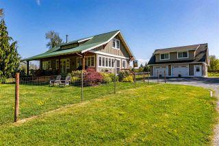 Photo 1: 7166 HESSLEA Crescent in Abbotsford: Bradner House for sale : MLS®# R2572032