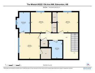 Photo 42: 20315 16 Avenue in Edmonton: Zone 57 Attached Home for sale : MLS®# E4220855