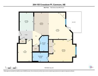 Photo 29: 204 155 Crossbow Place: Canmore Apartment for sale : MLS®# A1113750