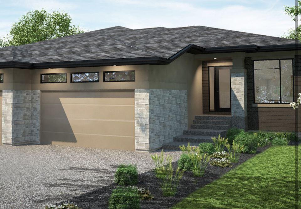 Main Photo:  in Edmonton: Zone 56 House Half Duplex for sale : MLS®# E4261461