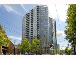 """Photo 1: 511 788 HAMILTON Street in Vancouver: Downtown VW Condo for sale in """"TV TOWER 1"""" (Vancouver West)  : MLS®# V785901"""