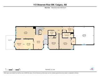 Photo 35: 113 Shawnee Rise SW in Calgary: Shawnee Slopes Semi Detached for sale : MLS®# A1068673