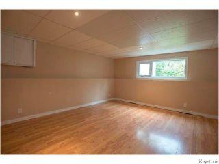 Photo 18: 94 Riverbend Avenue in WINNIPEG: St Vital Residential for sale (South East Winnipeg)  : MLS®# 1531712