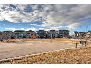 Photo 4: 199 Panatella Square NW in Calgary: Panorama Hills Townhouse for sale : MLS®# C3646555