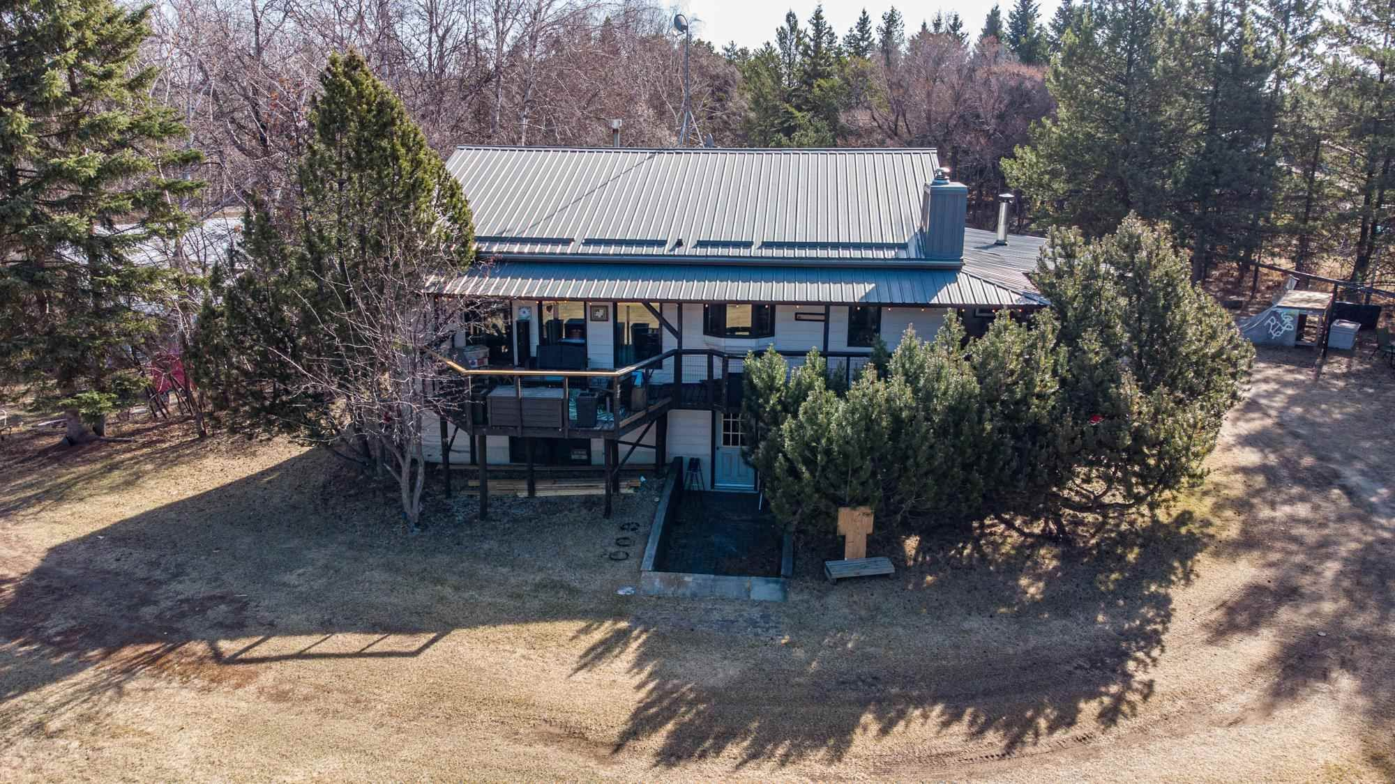 Main Photo: 128 27019 TWP RD 514: Rural Parkland County House for sale : MLS®# E4253252