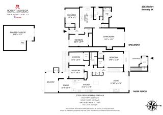 Photo 36: 1060 1062 RIDLEY Drive in Burnaby: Sperling-Duthie House for sale (Burnaby North)  : MLS®# R2575870