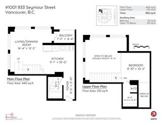 "Photo 17: 1001 933 SEYMOUR Street in Vancouver: Downtown VW Condo for sale in ""The Spot"" (Vancouver West)  : MLS®# R2212906"