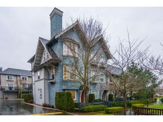 "Photo 1: 7 6450 187 Street in Surrey: Cloverdale BC Townhouse for sale in ""Hillcrest"" (Cloverdale)  : MLS®# R2526460"