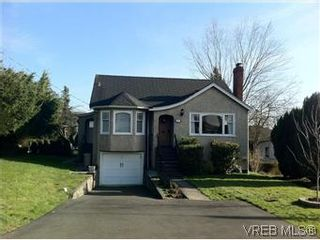 Photo 1: 2811 Austin Ave in VICTORIA: SW Gorge House for sale (Saanich West)  : MLS®# 560802