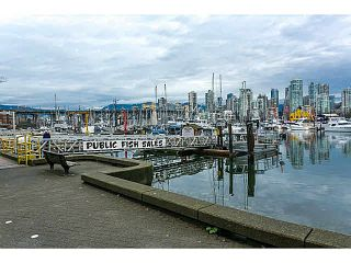"Photo 17: 201 1508 MARINER Walk in Vancouver: False Creek Condo for sale in ""MARINER'S POINT"" (Vancouver West)  : MLS®# V1105308"