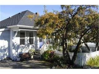 Photo 1:  in VICTORIA: Vi Mayfair House for sale (Victoria)  : MLS®# 450931