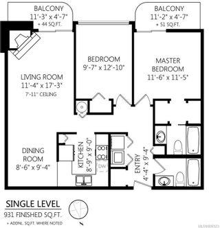 Photo 25: 206 1223 Johnson St in : Vi Downtown Condo for sale (Victoria)  : MLS®# 806523