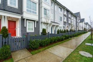 """Photo 1: 2 8476 207A Street in Langley: Willoughby Heights Townhouse for sale in """"YORK By Mosaic"""" : MLS®# R2244796"""