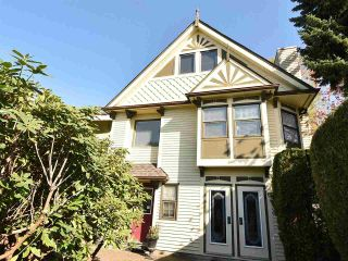 Photo 1: 3203 W 3RD Avenue in Vancouver: Kitsilano 1/2 Duplex for sale (Vancouver West)  : MLS®# R2053036