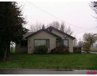 Photo 1: 42285 S SOUTH SUMAS Road in Sardis: Greendale Chilliwack House for sale : MLS®# H2704941