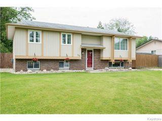 Photo 1: 94 Morton Bay in Winnipeg: Charleswood Residential for sale (South Winnipeg)  : MLS®# 1616497