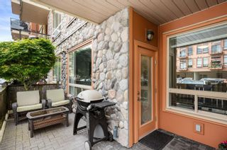 Photo 1: 110 825 Goldstream Ave in : La Langford Proper Condo for sale (Langford)  : MLS®# 875349
