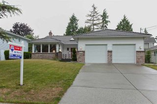 """Photo 1: 16023 10TH Avenue in Surrey: King George Corridor House for sale in """"McNally Creek"""" (South Surrey White Rock)  : MLS®# R2106266"""