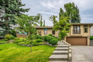 Main Photo: 86 ROSELAWN Crescent NW in Calgary: Rosemont Detached for sale : MLS®# A1082322