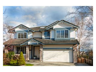 """Photo 1: 18 LINDEN Court in Port Moody: Heritage Woods PM House for sale in """"HERITAGE WOODS/MTN"""" : MLS®# V993211"""
