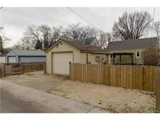 Photo 20: 151 Tait Avenue in Winnipeg: Scotia Heights Residential for sale (4D)  : MLS®# 1629423