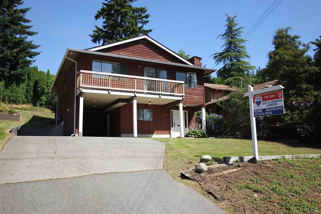 Main Photo: 2555 CAPE HORN Avenue in Coquitlam: Coquitlam East House for sale : MLS®# R2052260