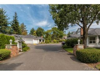 Photo 20: 3 1968 Cultra Ave in SAANICHTON: CS Saanichton Row/Townhouse for sale (Central Saanich)  : MLS®# 711060