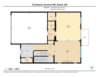 Photo 31: 18 Osborne Common SW: Airdrie Detached for sale : MLS®# A1088269