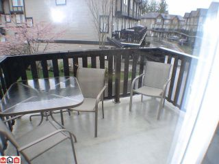 """Photo 10: 34 20176 68TH Avenue in Langley: Willoughby Heights Townhouse for sale in """"STEEPLECHASE"""" : MLS®# F1108181"""