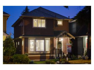 Photo 1: 4589 JAMES Street in Vancouver: Main House for sale (Vancouver East)  : MLS®# V976738