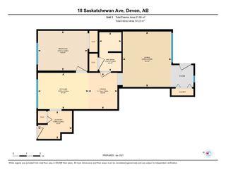 Photo 47: 18 SASKATCHEWAN Avenue: Devon Multi-Family Commercial for sale : MLS®# E4238219