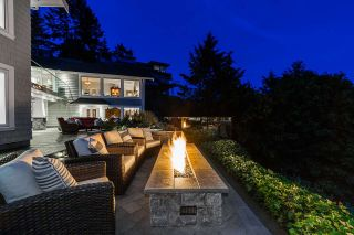 Photo 40: 5844 FALCON Road in West Vancouver: Eagleridge House for sale : MLS®# R2535893
