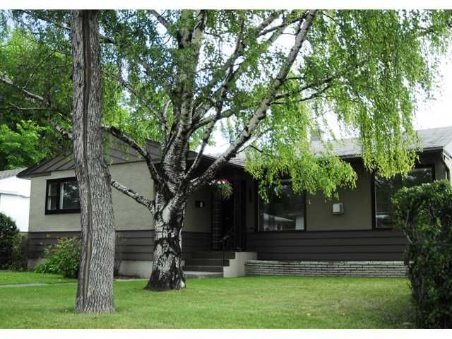 Main Photo: 1218 19 Street NW in CALGARY: Briar Hill Residential Detached Single Family for sale (Calgary)  : MLS®# C3438646