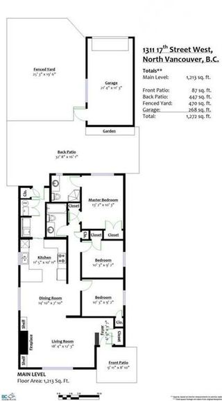 Photo 20: 1311 W 17TH Street in North Vancouver: Pemberton NV House for sale : MLS®# R2230755