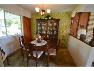 "Photo 3: 1861 CHALMERS Avenue in Port Coquitlam: Oxford Heights House for sale in ""OXFORD HEIGHTS"" : MLS®# V1006805"
