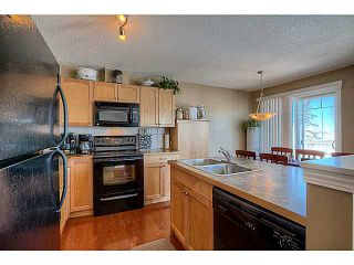 Photo 4: 111 Hillview Terrace: Strathmore Townhouse for sale : MLS®# C3601996