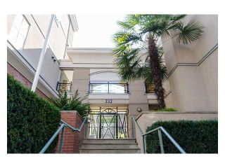 """Photo 1: # 418 332 LONSDALE AV in North Vancouver: Lower Lonsdale Condo for sale in """"The Calypso"""" : MLS®# V1010793"""