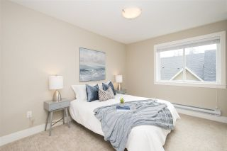 """Photo 9: 103 1405 DAYTON Street in Coquitlam: Burke Mountain Townhouse for sale in """"ERICA"""" : MLS®# R2311319"""