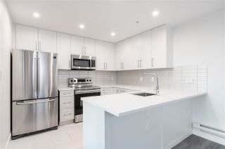 """Photo 10: 101 217 CLARKSON Street in New Westminster: Downtown NW Townhouse for sale in """"Irving Living"""" : MLS®# R2545600"""