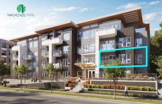 "Photo 1: 212 2356 WELCHER Avenue in Port Coquitlam: Central Pt Coquitlam Condo for sale in ""MACKENZIE PARK"" : MLS®# R2564915"